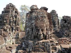 Angkor Thom, Camboya