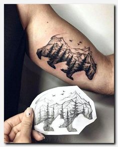 If you're looking to get more ink or want to work your way towards a sleeve, here's the best arm tattoos for men that is sure to impress. ideas for men 55 Best Arm Tattoo Ideas for Men Trendy Tattoos, Cute Tattoos, Beautiful Tattoos, Body Art Tattoos, Tattoos For Women, Tatoos, Tattoos Tribal, Bicep Tattoos, Badass Tattoos
