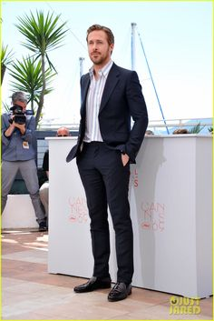 Ryan Gosling & Matt Bomer Bring 'Nice Guys' to Cannes 2016!