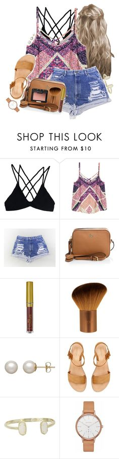 he met you. he wanted you. he liked you. he chased you. he got you. he had you. he got bored. he left. by reaw on Polyvore featuring Stone Fox, Tory Burch, Kendra Scott, Skagen, Honora, NARS Cosmetics, EcoTools and LASplash