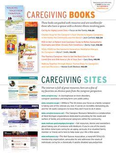 Caregiving books and websites  #reading #caregiver #caregiving