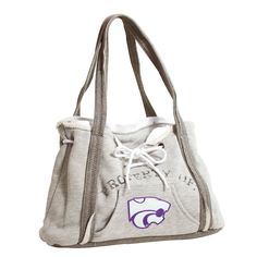 Kansas State Wildcats NCAA Property Of Hoodie Purse