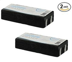 Traditional Chalkboard Eraser, All Felt 6 Inch Premium Quality Chalk Eraser, Set of 2 Pack) Here you go! The traditional durable chalkboard eraser Set includes 2 premium all felt chalkboard eraser Measures x Safe for use on all chalkboard surfaces How To Clean Chalkboard, Diy Chalkboard, House Cleaning Tips, Cleaning Hacks, Cleaning Products, Fix Squeaky Floors, Hvac Filters, Garage Door Springs, Housekeeping Tips