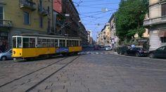 Milaan - Naviglio Grande