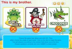 3 recursos interactivos para trabajar la familia en inglés.