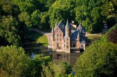 Amazing Belgium: The castle of Wissekerke