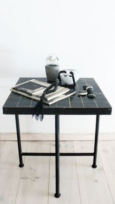Moroccan Tile Table | Remodelista