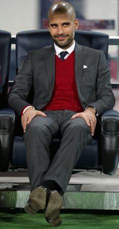 3cfe83b0f6c Estilo Guardiola Pep Guardiola Style