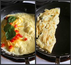 How to make an omelet~