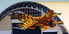 REPORTAGE - Texte : Loïc Lauze - Photos : © R. Khanna-Prade / M. Mounicq / P. Basque. «We are back !» C'est avec cette formule que l'on peut aisément résumer l'édition du Nato Tiger Meet 2016 (NTM 2016), qui s'est tenue sur la base aérienne de Zaragoza,...