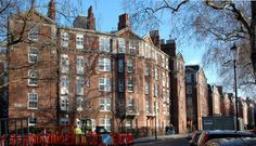 Sutton Dwellings - Cale Street