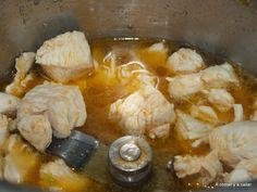 A comer y a callar: ARROZ CON POLLO CON THERMOMIX Ramen, Chicken, Meat, Queso, Ethnic Recipes, Foods, Arroz Con Pollo, Crack Cake, Kitchens