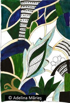 decoratiuni interioare apartamente – Adelina Mărieş – design Plant Leaves, Artist, Plants, Design, Artists, Plant, Planets