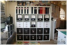 Expedit for scrapping storage