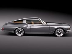Buick Riviera 1971.