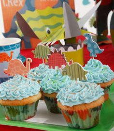 So cute for a little boys birthday party