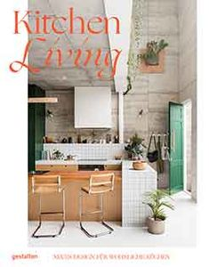 Read Gestalten's book Kitchen Living: Kitchen Interiors for Contemporary Homes. Published on by gestalten. New Living Room, Kitchen Living, New Kitchen, Best Countertop Material, Countertop Materials, Bathroom Interior Design, Kitchen Interior, Kitchen Design, Tabletop Shop