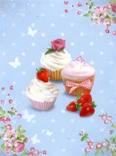 Lisa Alderson - LA -  cupcakes and strawberries.jpg