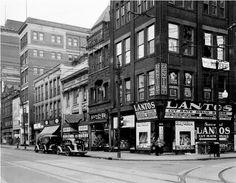 Vintage Johnstown: Main & Franklin