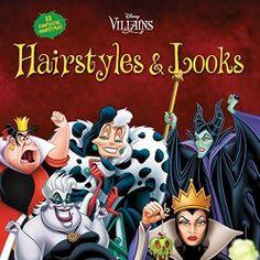 One Momma Saving Money: Disney Villains Hairstyles & Looks #Halloween #Hairstyles @EddaUSA
