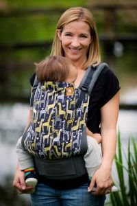 Tula Toddler Carrier - The Natural Nursery