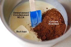 Brazilian Brigadeiro recipe! Like chocolate truffles! Three ingredients