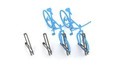 Bike stand IKS ONE slantwise | Stojan na kola IKS ONE šikmé stání