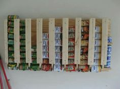 Home storage rack
