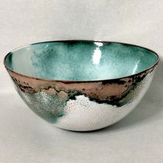 Kiln fired several times by Willo Jewellery Design to get this beautiful effect. Store your special pieces of jewellery in style with this gorgeous trinket bowl. ~*~ #enamelbowl #handmadewithlove #trinketbowl #trinketdish #kilnfiredenamel #jewelleryholder #madeitau #handmadebowl #handmadeinaustralia #handmadelove #handmadejewellery #australianmade #handmadelife #supportlocal #handmadeau Handmade Jewellery, Handcrafted Jewelry, Handmade Items, Unique Jewelry, Jewelry Holder, Home Gifts, Sale Items, Decorative Bowls, Jewelry Design