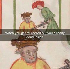 Too late pal