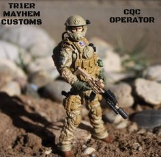 AFC Interviews Marauder Gun Runners | Action Figure Customs