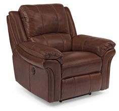 Flexsteel Furniture: Latitudes: DandrigeLeather Power Recliner (1351-50P)
