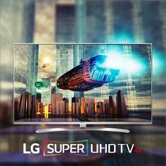 Watch #movies the way the director dreamt them. LG #SuperUHD TVs with Dolby Vision by #Dolby Laboratories provides the first complete #HDR Experience. http://www.lg.com/us/experience-tvs/super-uhd