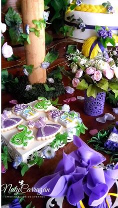 Amazing Rapunzel´s Party Birthday Party Ideas   Photo 1 of 19