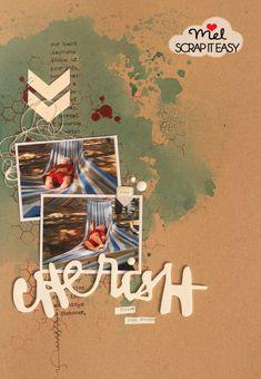 Oltre 1000 idee per scrapbooking su pinterest rottami album dei ritagli e studio di calico - Lay outs idee ...