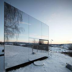 Mirror image: Casa Invisibile launches Delugan Meissl's prefab concept   Architecture   Wallpaper* Magazine