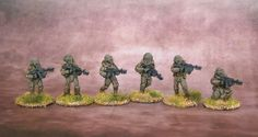 Jacksarge Brushes & Battles: Future Concept Russians in 20mm