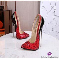 Women's Shoes, Red Suede Shoes, Silver Shoes, Stiletto Pumps, Peep Toe Pumps, Women's Pumps, Sexy High Heels, High Heels Stilettos, Talons Sexy