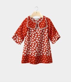stella mccartney kids beautiful red dress