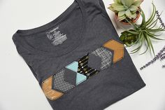 Make a trendy tee with the Platinum machine, see how on the blog today!