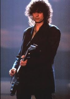 MAGE MUSIC: 1988 Jimmy Page, Outrider promo photo: