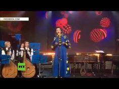 """""""Die ist doch besoffen!"""" Auftritt von Poroschenkos Frau löst Shitstorm im Netz aus  — RT Deutsch"""
