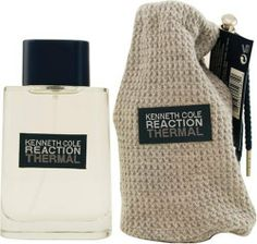 Kenneth Cole Reaction Thermal By Kenneth Cole For Men, Eau De Toilette Spray, 3.4-Ounce Bottle by Kenneth Cole. $71.97. Packaging for this product may vary from that shown in the image above. This item is not for sale in Catalina Island. Launched by the design house of Kenneth Cole.When applying any fragrance please consider that there are several factors which can affect the natural smell of your skin and, in turn, the way a scent smells on you. For instance, your ...