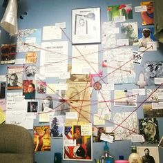 crime wall - Google Search