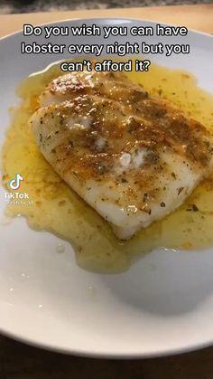 Raw Fish Recipes, Sea Food Salad Recipes, Raw Vegan Recipes, Low Carb Recipes, Beef Recipes, Cooking Recipes, Healthy Recipes, Fish Dishes, Seafood Dishes