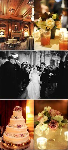 great indoor wedding