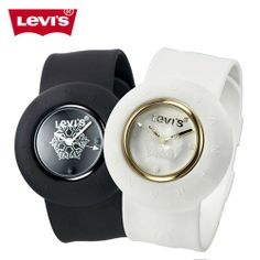 Levis Unisex Watch Simple Trendy Fun Pop N Easy Smart Watch - Blue Products- - TopBuy.com.au