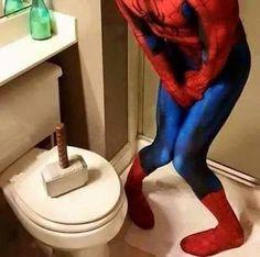 Chama o Thor, rápido kkkkk