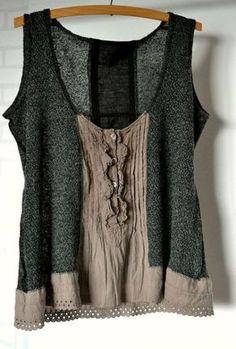upcycled clothing awesome images