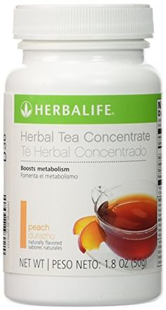 Herbalife Herbal Concentrate Tea - Peach (1.8 oz) -- Read more reviews of the product by visiting the link on the image.